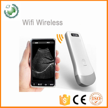 High quality ATNL-2C portable type handheld wireless ultrasound convex probe price for smartphone/iphone/ipad