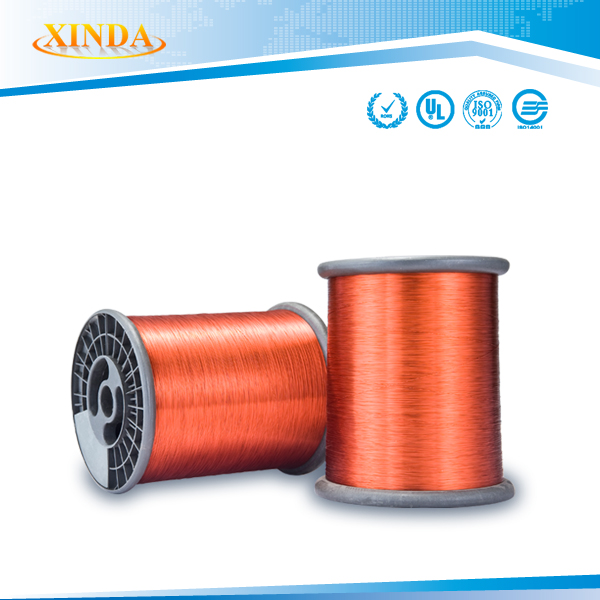 competitive price dual round film coating copper wire per kg made in china