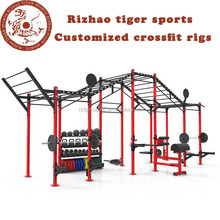 Gym equipment Fitness Monkey Rigs Pull up rack Multi purpose Crossfit rigs