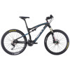 ICANBikes Carbon Fiber Bike 27.5er Carbon Mountain Bike Full Suspension MTB Bike