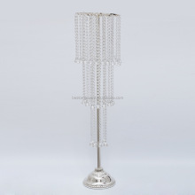 Romantic crystal wedding centerpiece wedding table centerpieces for wedding&party decoration