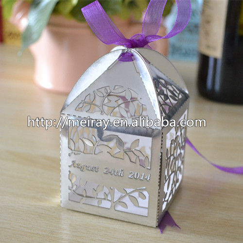 Laser Cut Hot Sale Birthday Party Decorations Birthday Return Gifts For Guests