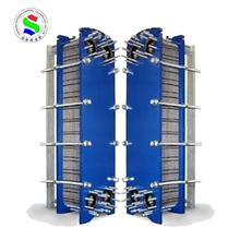 Stainless steel brazed plate heat exchanger asme for food