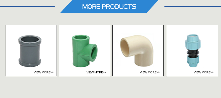 Polymer Plastic Flexible Coupling Rubber Pipes