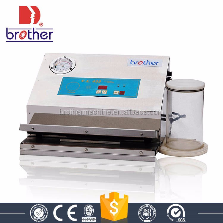 Brother Professional semi-automatic grade tabletop vacuum cup sealer