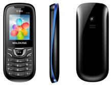 new soloking mobile phone E1500 with Coolsand 8851 optional Spreadstrum