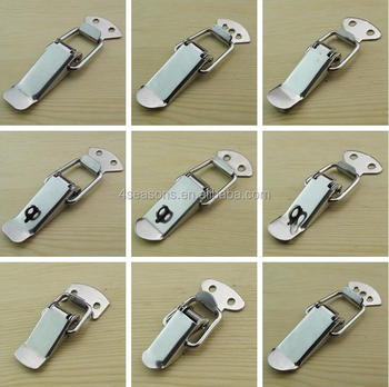 Lock Clamp stainless clamp stainless lock clamp metal clip lock