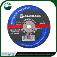 "4.5"" silicon carbide cutting disc for sharpening carbide tools"