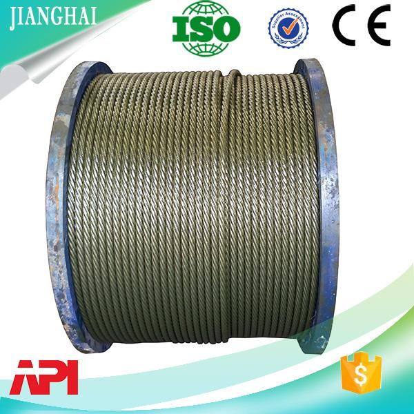 2017 15mm stainless steel wire rope for wholesales