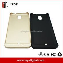 High Quality 5V 4200mAh External Battery Case for Samsung Galaxy NOTE 3 N9000 , made in China
