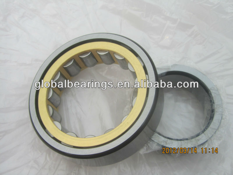 China Exporters List NU308 EM WZA Cylindrical Roller Bearing NU308