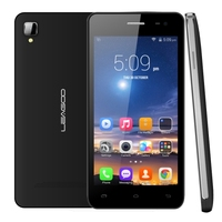 Top sales original Leagoo Lead 6 4.5 inch Android 4.4 Smart Phone, MT6572 Dual Core 1.0GHz, ROM: 4GB