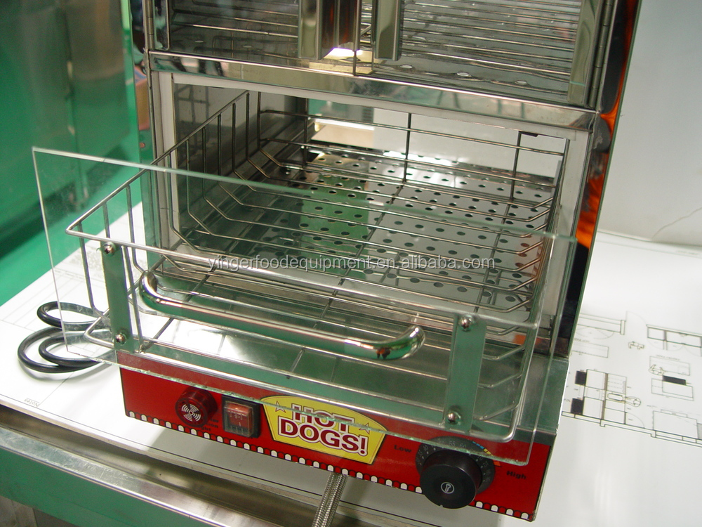 Electric Hot Dog Steamer For Sale