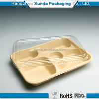 Eco friendly disposable food container for new product