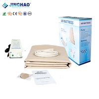 2016 medical mattress online, massage inflatable hospital bed electric pump air cushion