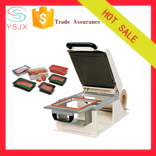 Food Tray Sealer/Tray Sealing Machine Manufacturers