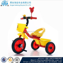 new style of kid's tricycle/kids three wheel bike for 1-3 years old children