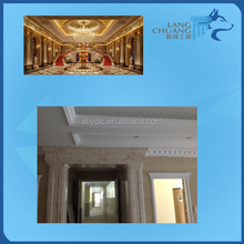 Factory Direct Sale Building Material Gypsum /GRG Wall Ceiling Decoration Cornice