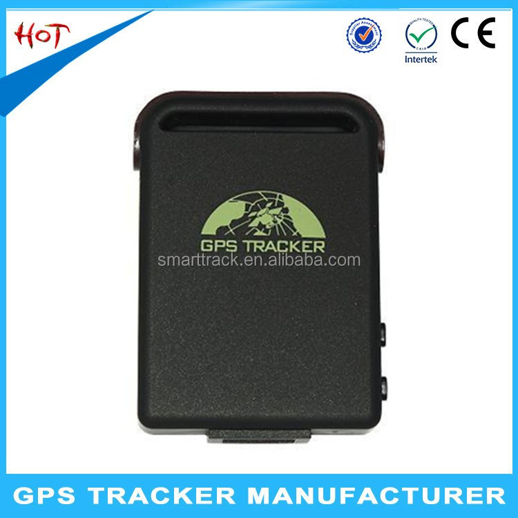 Vehicle Real Time personal Tracker GPS/GSM/GPRS Car Vehicle Tracker TK102 MINI TRRACK rastreador