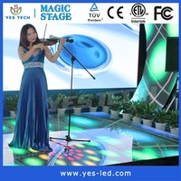 Hot Selling ! Full Color Stage Portable Led Video Dance Floor