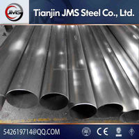 DIFFERENT TYPES FLUID PIPES OF SS400 EQUVALENT BLACK ROUND STEEL PIPE IN BULK STOCK