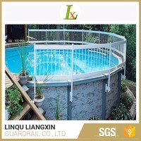 Fast Quote Swimming Pool Cheap Garden Plastic Fence