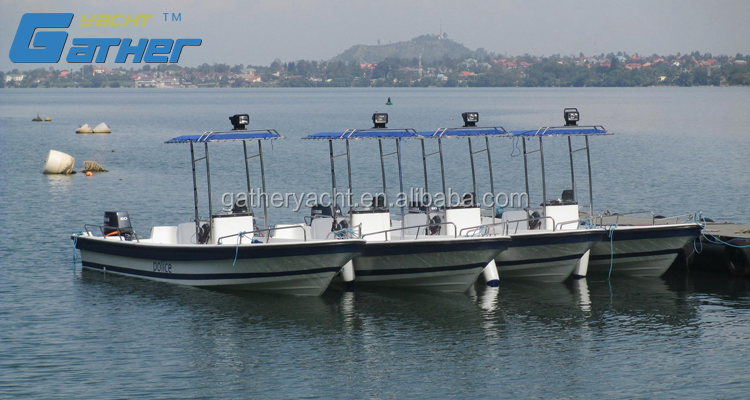 Gather 7m panga boat for sale in china