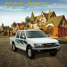 Top quality 4x4 new interior pickup camiones 4x2 small truck with low price