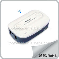 3G Wifi Router Power Bank 6600mAh Multi-function Charger