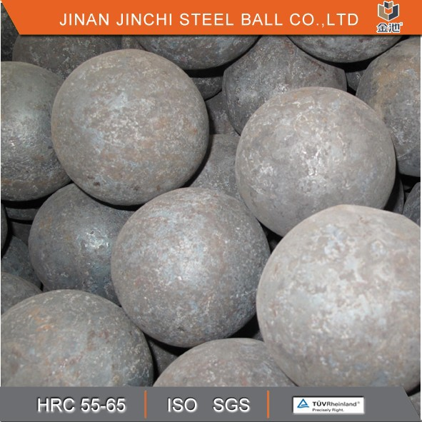 40MM B2 material forged Grinding steel ball