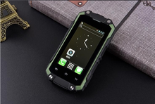 Big Battery OEM 2.45'' Mini Smart Rugged Cell Phone Waterproof Android Phone