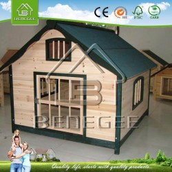 Design Hot Sales Large Wooden Dog House