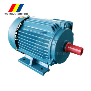 500KW Y3 Series big power Three Phase AC Induction ac electric Motor