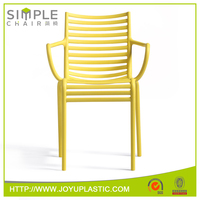 colorful comfortable plastic stacking chairs