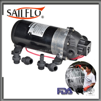 Sailflo 12v high pressure electric water pump jet pump for car wash equipment
