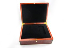 2015 Top selling Wooden gift boxes for iPhone 6 ,luxury gift box packaging