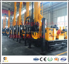 600m Deep Hydraulic Water Well Drillling Rig Machine Drilling Equipment, High Quality Water Well Drilling Machine