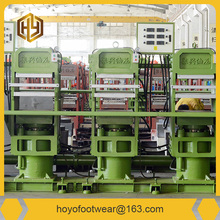 New brand 2017 rubber sole moulding machine for wholesales