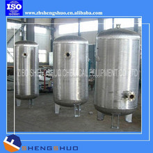 ISO 9001 Certificate and New Condition Stainless Steel Storage Tank for Chemical Process