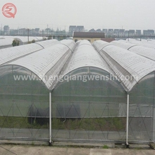 Large/small plastic greenhouse steel frame for vegetables and flowers