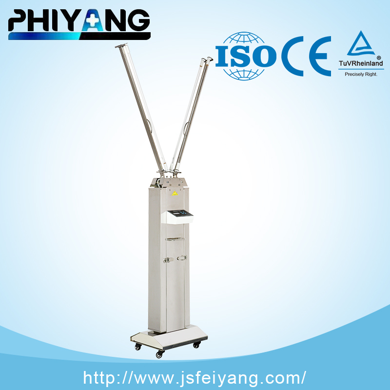 254nm High Efficiency Germicidal UVC Lamps