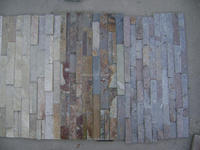 Flat Surface stone Wall Panel
