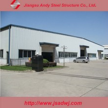 Prefabricated contracted environmental steel structure warehouse