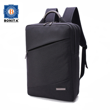 Best sell fashion style waterproof nylon business laptop backpack with pc pocket for korean