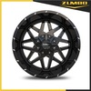 ZUMBO A0100 OFFROAD Car Wheel alloy wheels rims high performance 20x10 20x12 alloy wheels