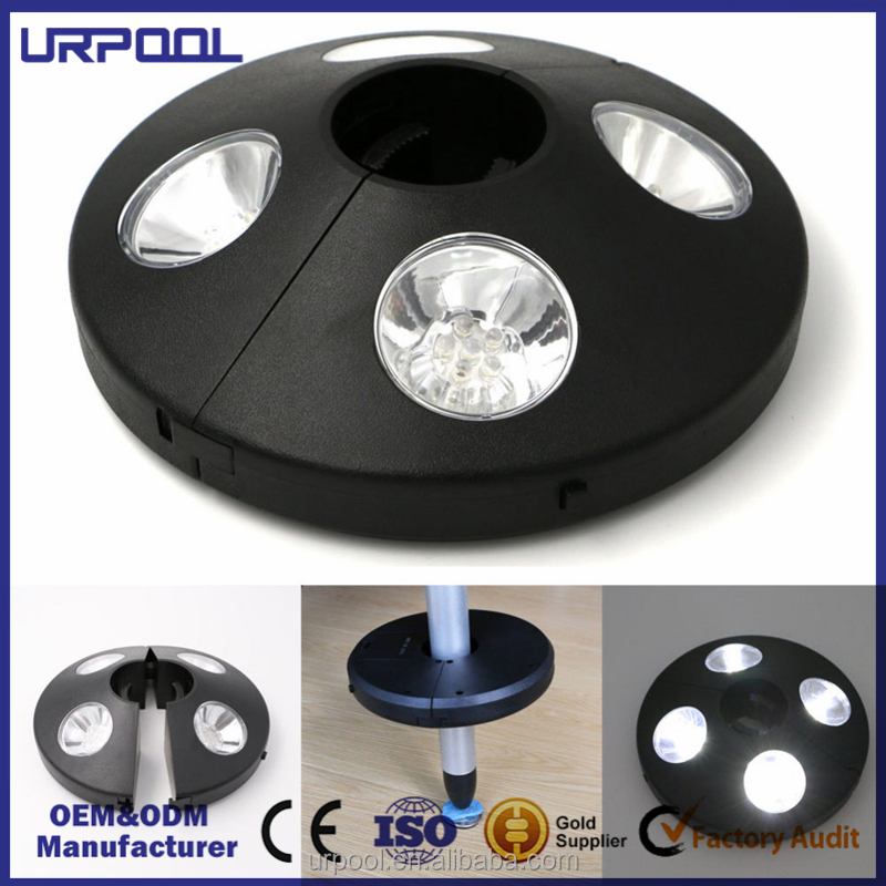 rechargeable umbrella light patio umbrella light 24 led camping tent light