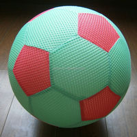PVC Toys Ball Cloth Soccer Ball