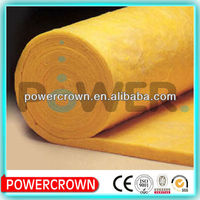heat insulation fiberglass duct/glass wool air conditioner board