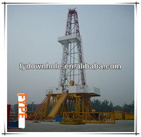 API standard oil well drilling rig