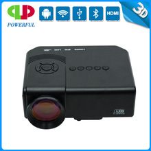 Mini handheld led lcd projector for tablet pc for home theater for best kids gift and mobile phone better than UC30